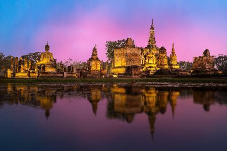 Een trip naar dé stad in Thailand, Bangkok