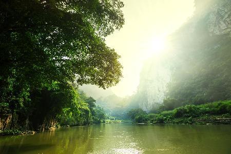 Sfeerimpressie rondreis Laos