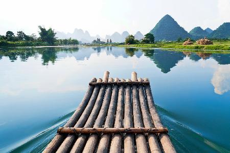 Sfeerimpressie rondreis China