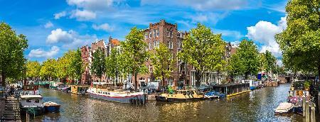 Sfeerimpressie rondreis Nederland