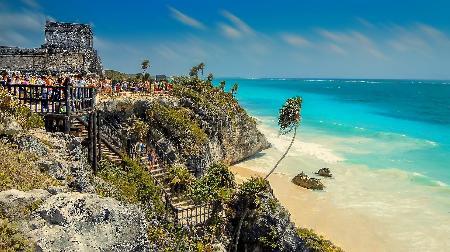 Paradijselijke stranden en kustplaatsjes in Mexico