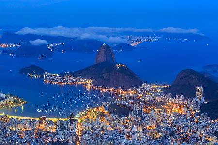 Ontspannen in Brazilië