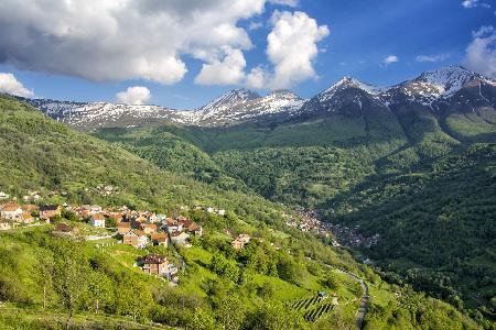 Sfeerimpressie rondreis Kosovo