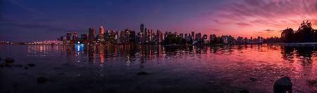 Megastad Vancouver