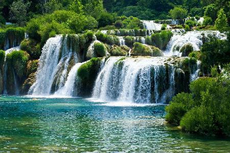 Top 10 mooiste watervallen ter wereld