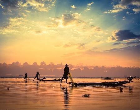 Sfeerimpressie rondreis Myanmar