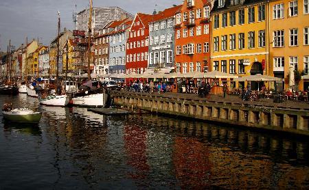 De top vijf bezienswaardigheden in Kopenhagen