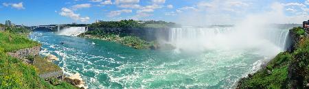 De wonderschone natuur in Canada