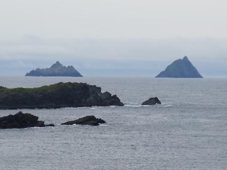 Ierland – De Skellig Eilanden