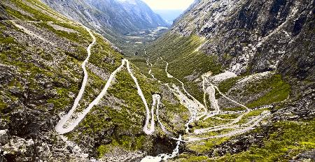 De mooiste autoroutes van Europa