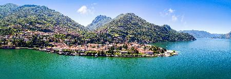 Dit zijn de mooiste dorpjes aan het Comomeer
