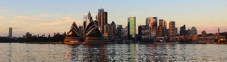 Australië in een notendop