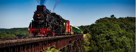 Rondreizen per trein, een ervaring op zich!