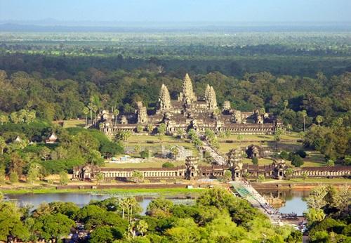 Sfeerimpressie 22-daagse groepsrondreis Vietnam & Cambodja