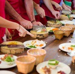 Sfeerimpressie Proef de veelzijdige Thaise keuken