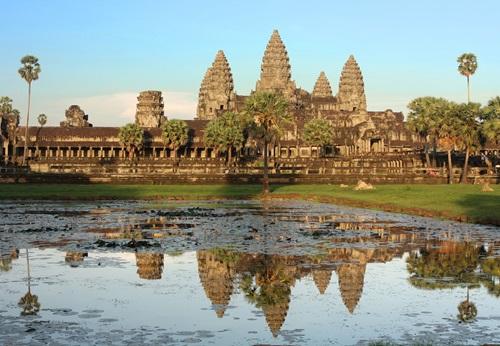 Sfeerimpressie 20-daagse privé rondreis met chauffeur Cambodja en Vietnam