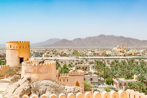 Sfeerimpressie 8-daagse groepsrondreis Oman Land van de Sultan