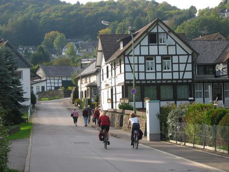 Sfeerimpressie Drielandenreis Limburg