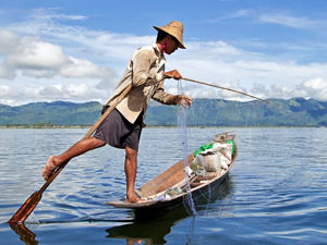 Sfeerimpressie Mystiek Myanmar