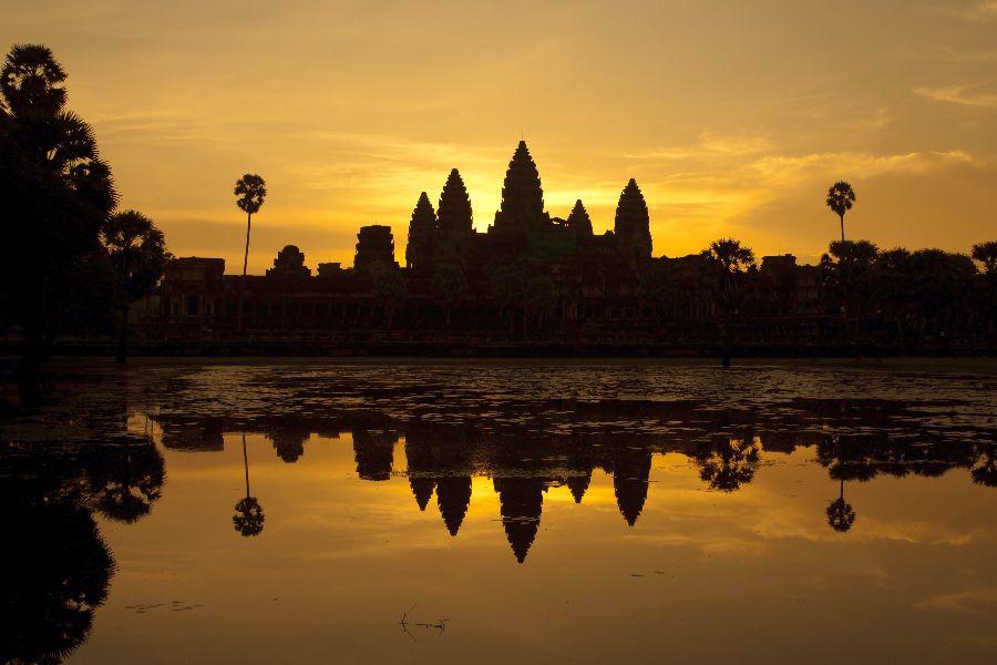 Sfeerimpressie 16-daagse rondreis Cambodja