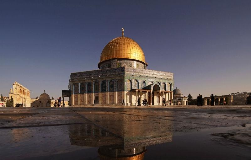 Sfeerimpressie Rondreis ISRAËL EN DE PALESTIJNSE GEBIEDEN - 10 dagen; Zeepmakers, Samaritanen en Heiligdommen
