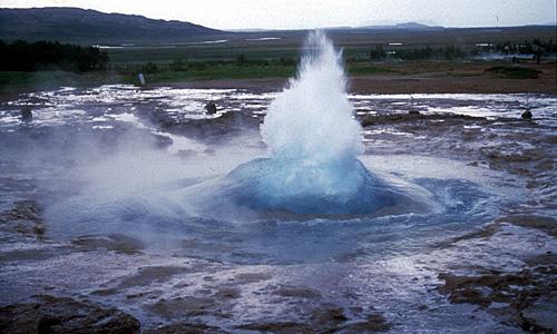 Sfeerimpressie Winterreis IJsland