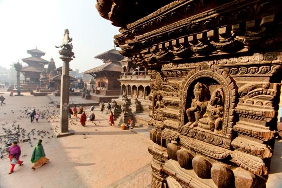 Sfeerimpressie Rondreis Nepal