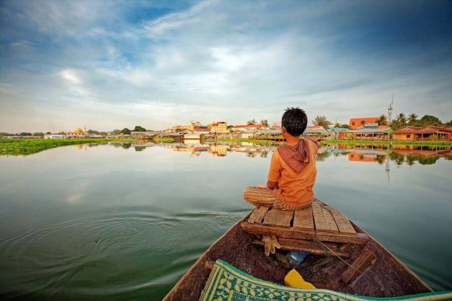 Sfeerimpressie 11-daagse rondreis Cambodja