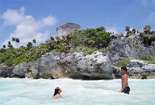 Sfeerimpressie Langs cenotes en cabanas