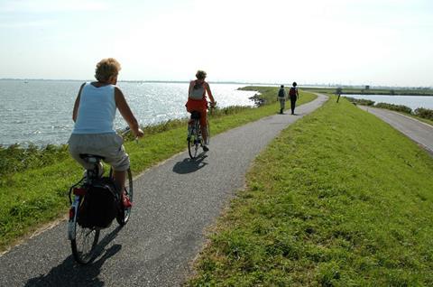 Sfeerimpressie Rondje IJsselmeer