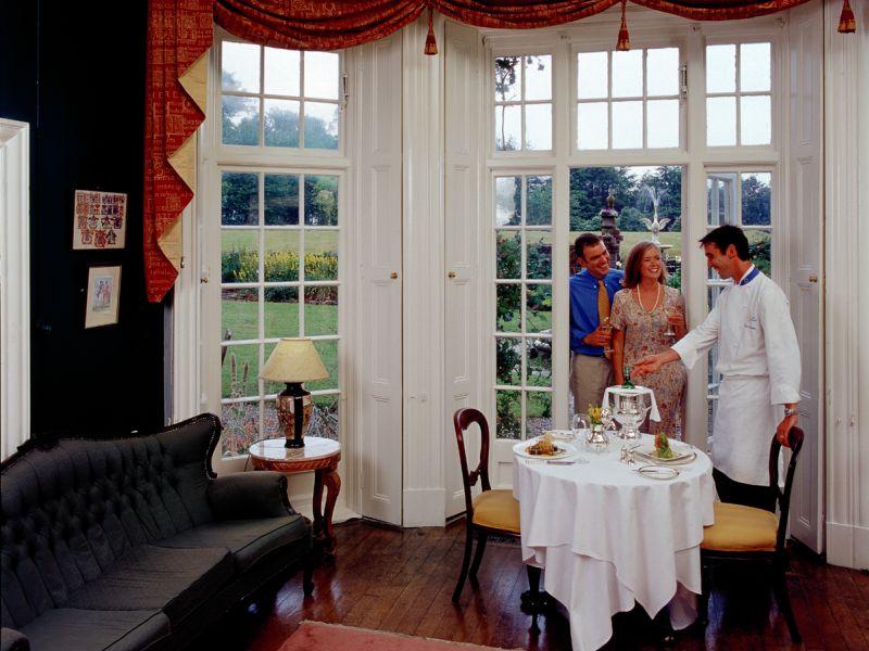 Sfeerimpressie Ierland Culinair, verblijf in Manor Houses