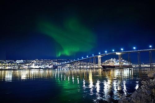Sfeerimpressie 12-daagse rondreis Noorwegen met de Hurtigruten