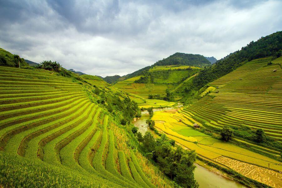 Sfeerimpressie 16-daagse rondreis dwars door Vietnam