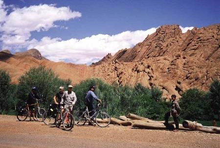Sfeerimpressie Fietsreis Marokko, 10 dagen