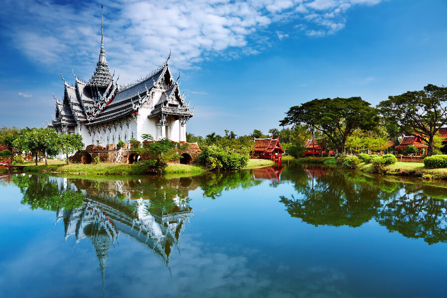 Sfeerimpressie 22-daagse rondreis dwars door Thailand
