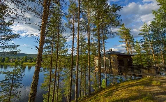 Sfeerimpressie Parels van Zweden fly & drive