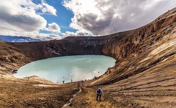 Sfeerimpressie Wonderen van IJsland fly & drive