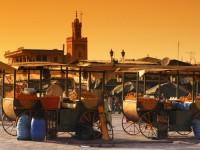 Sfeerimpressie Koningssteden van Marokko