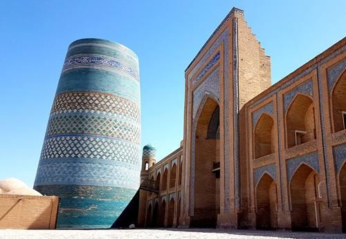 Sfeerimpressie 12-daagse groepsrondreis Oezbekistan: Hart van de Zijderoute