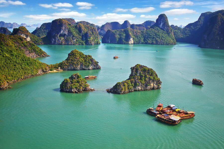 Sfeerimpressie 20-daagse rondreis Vietnam en Cambodja (en Thailand)