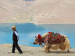 Sfeerimpressie China en Tibet