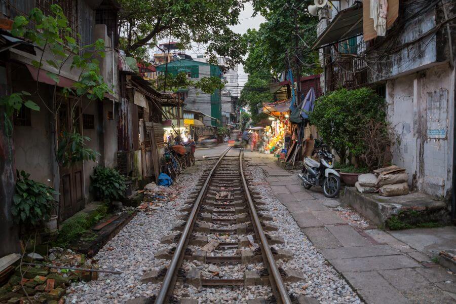 Sfeerimpressie 14-daagse rondreis Vietnam per trein
