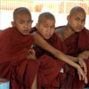 Sfeerimpressie Birma / Myanmar: Zeg <i>mingalabar</i> tegen Myanmar