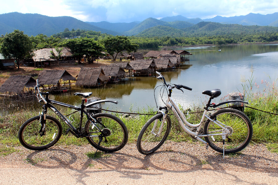 Sfeerimpressie 11-daagse fietstour Bangkok - Chiang Mai