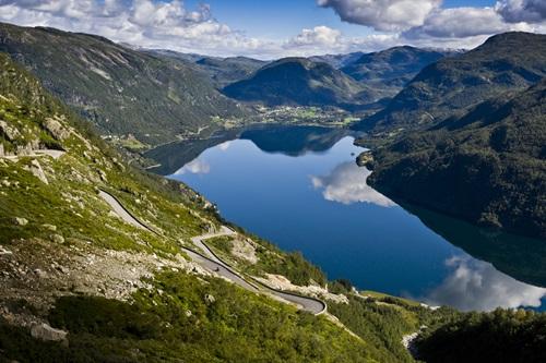 Sfeerimpressie 11- of 13-daagse rondreis Noorwegen