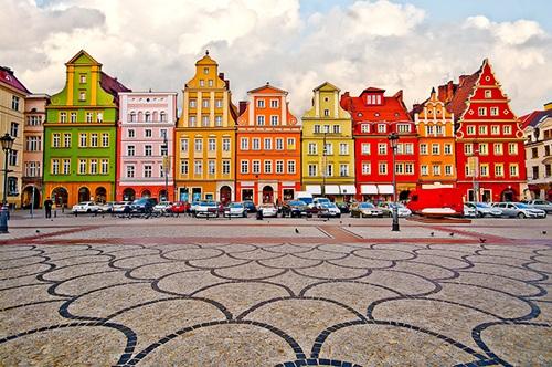 Sfeerimpressie 17-daagse rondreis Polen