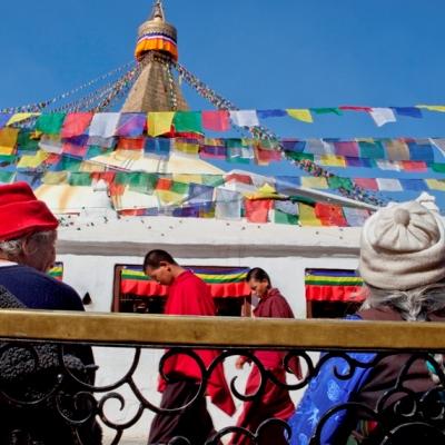 Sfeerimpressie Rondreis Nepal met trekking, 20 dagen