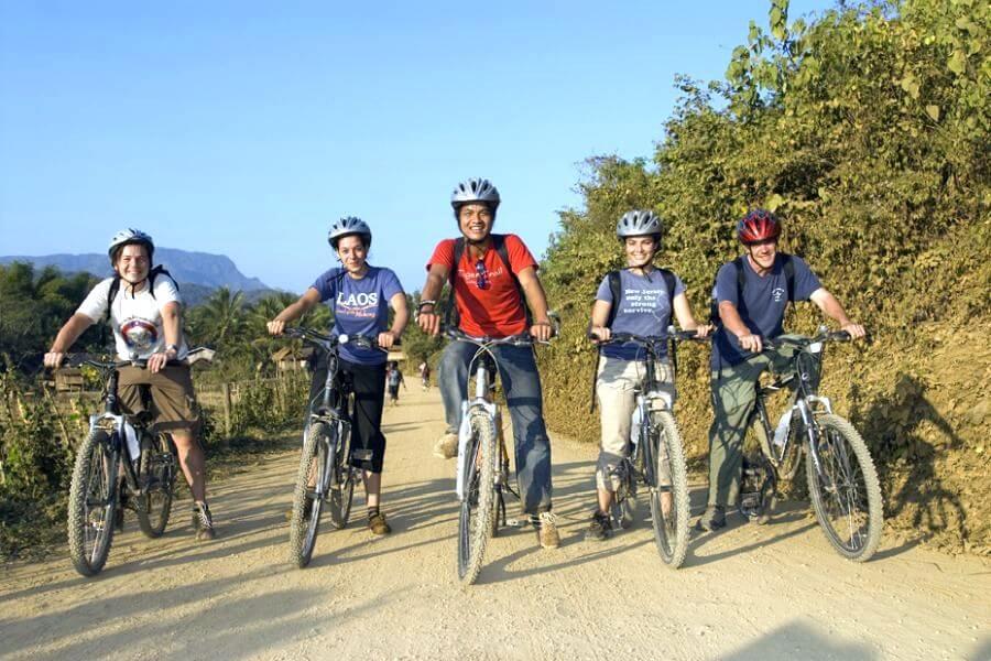Sfeerimpressie 7-daagse fietstour Chiang Mai - Luang Prabang