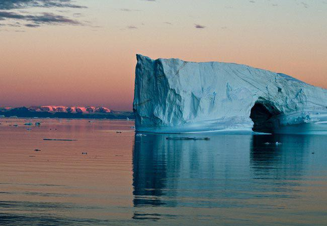 Sfeerimpressie Spitsbergen, IJSsberen en Geysers