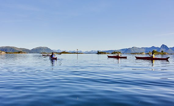 Sfeerimpressie Arctische eilandenreis fly & drive